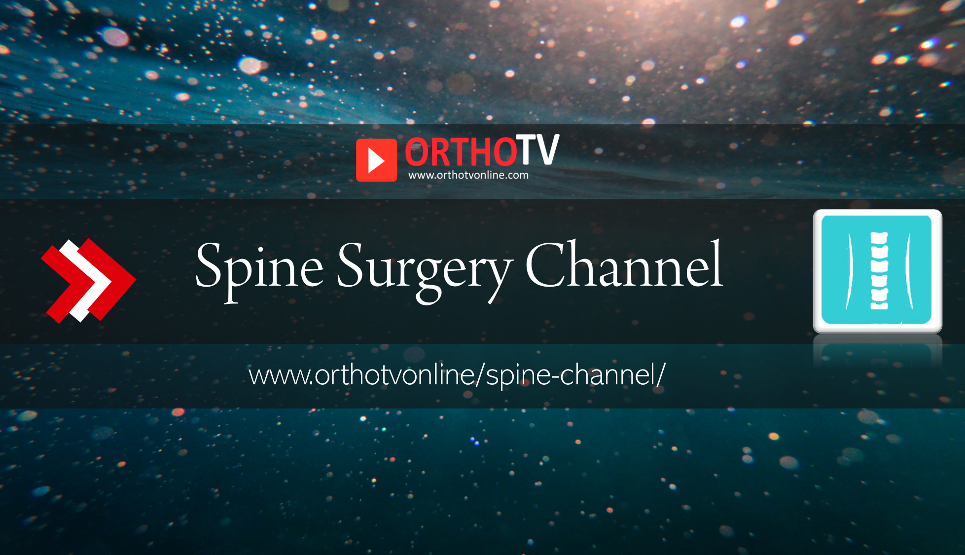- OrthoTV Spine Surgery Channel - Spine Channel