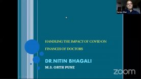 Financial Friday – Covid and review of Financial Planning  – Dr Nitin Bhagali