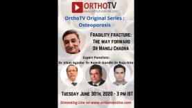 Basics of knee Arthroscopy and Ligament Reconstruction by OREF- India, Speaker- Dr Arvind Prasad Gupta, Chairperson- Dr John Mukhopadhaya