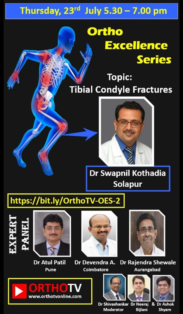 - WhatsApp Image 2020 07 22 at 10 - Ortho Excellence Series:  Tibial Condyle Fractures by Dr Swapnil Kothadia
