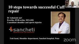 Ten Steps towards Successful rotator Cuff Repair Surgery by Dr Ashutosh Ajri