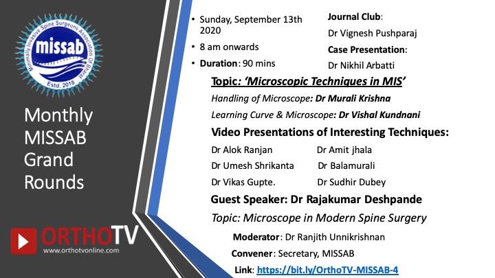- Sept MISSAB - Monthly MISSAB Tutorials – 4