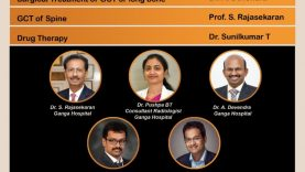 Ganga Webinars: Symposium on Giant Cell Tumor Management