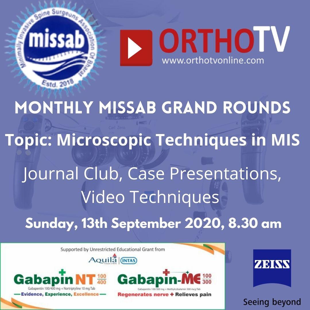 - missab 4 - Monthly MISSAB Tutorials – 4