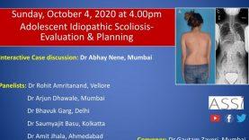 ASSI Master Series – Adolescent Idiopathic Scoliosis