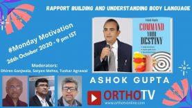 Monday Motivation – Rapport Building and Understanding Body Language – Ashok Gupta
