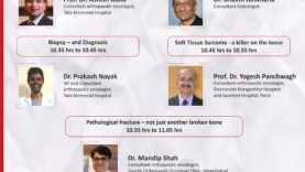 Mumbai Suburban Orthopaedic Society ( MSOS ) Meeting – Basics of Orthopaedic Oncology