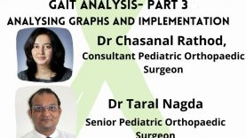 OrthoTV Original – Cerebral Palsy – Gait Analysis Part 3 – Analysing graphs and implementation