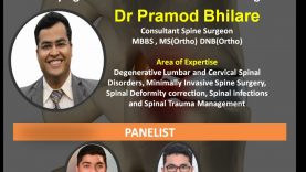 Recurrent Lumbar Disc Herniation : Identifying the cause and Treatment  Strategies  by Dr Pramod Bhilare