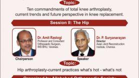 Virtual Arthroplasty Meet 28 nov