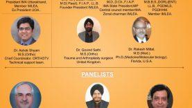 IMA Uttarakhand-IMLEA Webinar 3:Medical/Medicolegal issues