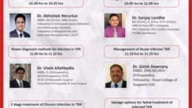 Mumbai Suburban Orthopaedic Society (MSOS) Presents Webinar On Infected TKR