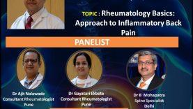 RHEUMAT TV : Rheumatology Basics: Approach to Inflammatory Back Pain by Dr NILESH PATIL