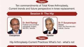 Virtual Arthroplasty Meet – Knee and Hip