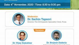 Webinar on Management of Osteoarthritis – Surgical and Non Surgical Approaches