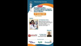 Rheumat TV presents Rheuma Digi Conclave – Spondyloarthropathies – A Simplified Approach to Diagnosis and Management of a Heterogenous group of disorders – Dr Pradip Kumar Sarma